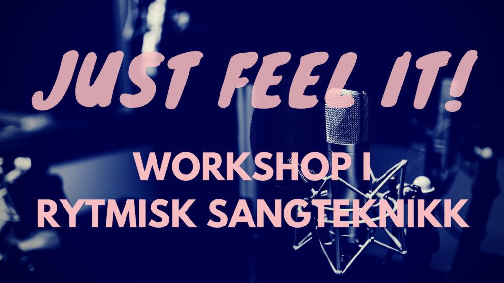 rytmisk sangteknikk, workshop, oslo