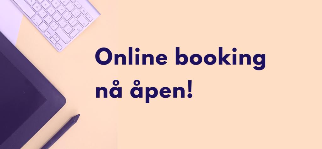 Online booking, sangtimer, Sølvi Elise, Oslo